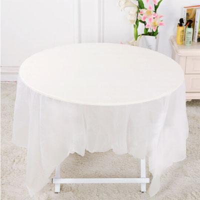 喜奈仕2.4*2.4M一次性桌布