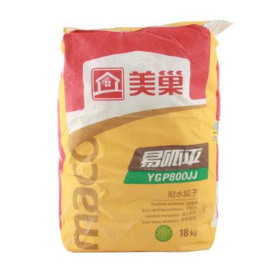 美巢YGP800易呱平耐水腻子粉