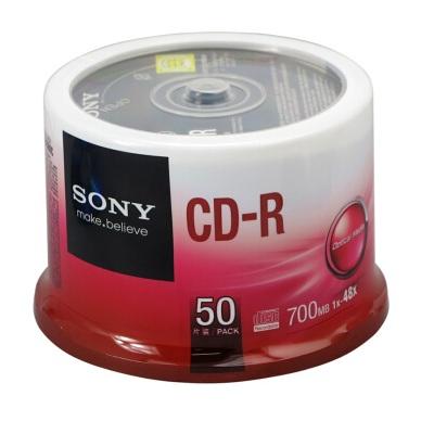 索尼CD-R 50片/桶