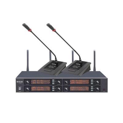 航广无线话筒 HG-3840 鹅颈
