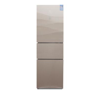 美的冰箱BCD-217WTGM 层峦金