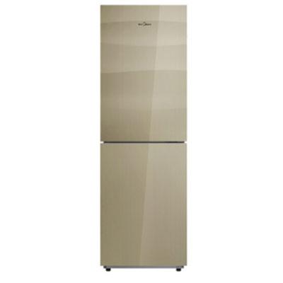 美的冰箱BCD-268WGM 格调金