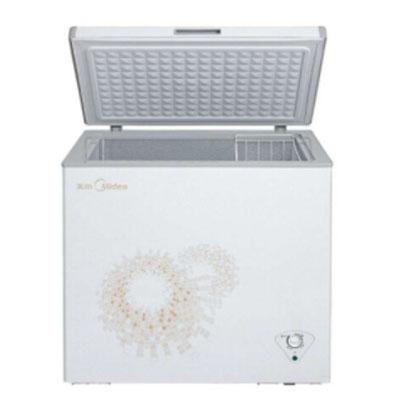 美的冰柜冷柜 BD/BC-197KMA 旋律金