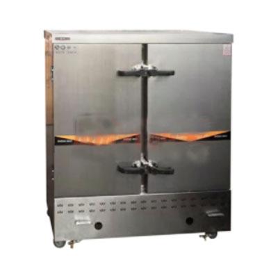 盛茂燃气蒸箱24型