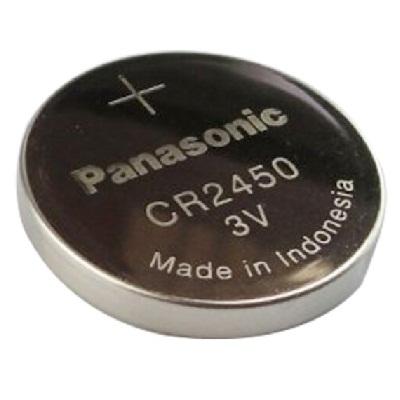 松下CR2450纽扣电池3V