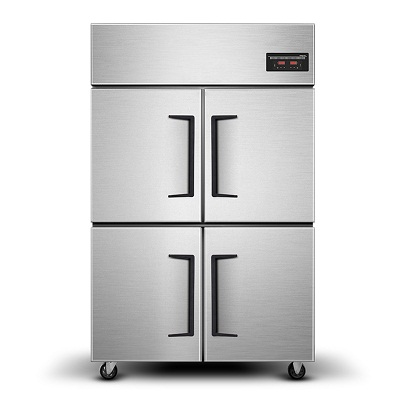 乐创LC-J-SM01冷藏冰柜 4门