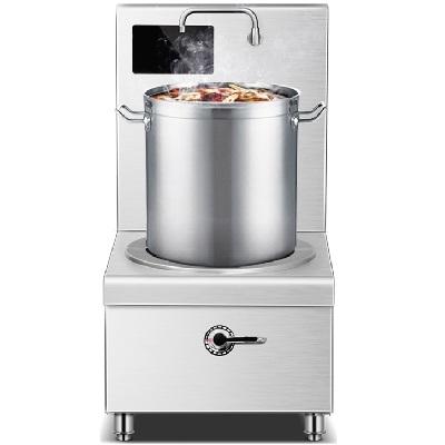 乐创RM-TL15C-02单头电磁矮汤炉
