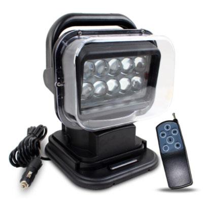 优玛360度无线遥控探照灯H7