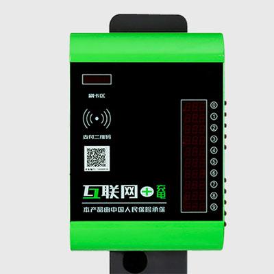 莱充防雨户外充电桩W3含10电位