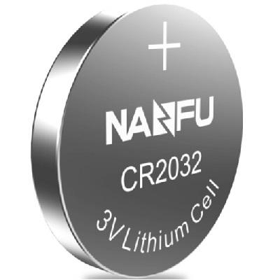南孚CR2032纽扣电池3V一粒