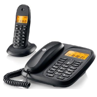 摩托罗拉CL101C子母电话机