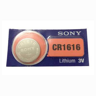 索尼CR1616纽扣电池电子3V一粒