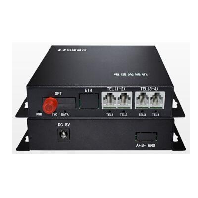 恒捷HJ-A2001C电话光端机