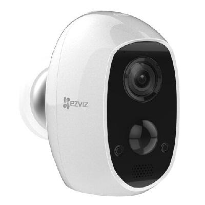 萤石C3A全无线监控摄像头