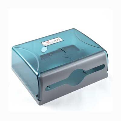北奥擦手纸盒半透明OK-512B