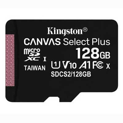 金士顿TF存储卡128GB