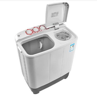 小天鹅TP80VDS08双桶双缸洗衣机