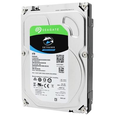希捷监控级 4TB 3.5寸 SATA(ST4000VX007)硬盘