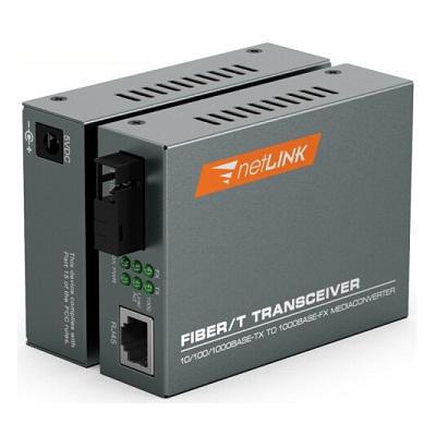 netLINK HTB-4100AB 光纤收发器