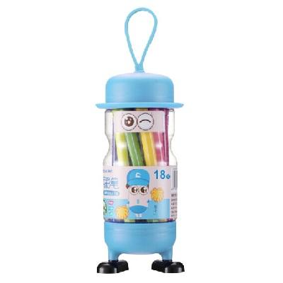 齐心OP1003-18儿童画笔水彩笔