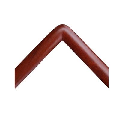 定制80*60cm红木色框架