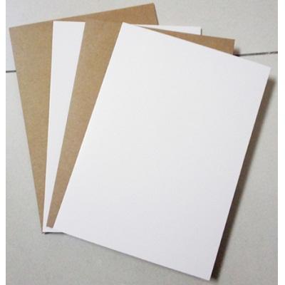 牛皮纸A5双插袋文件夹