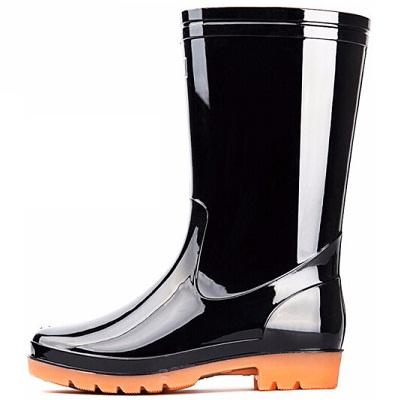回力807中高筒雨靴