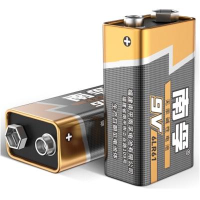 南孚6LR61(9V)碱性电池