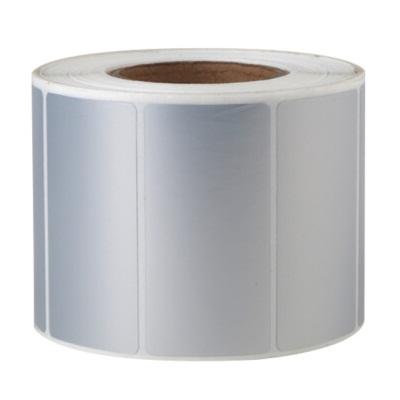 艾利80*60mm亚银标签纸500张/卷