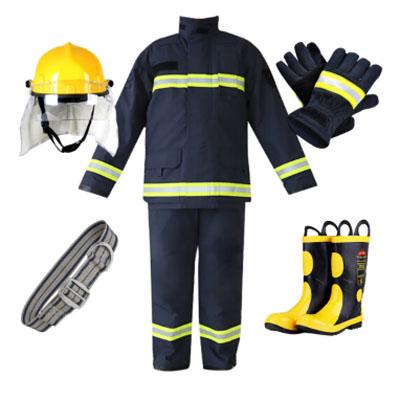 宏兴02式消防服套装