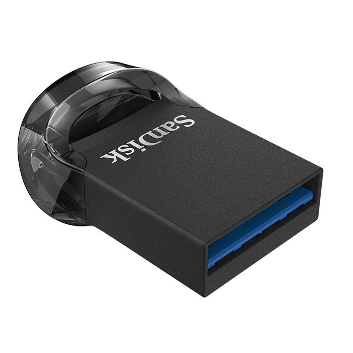 闪迪128GB USB3.1 U盘 CZ430酷豆 黑色 读速130MB/s
