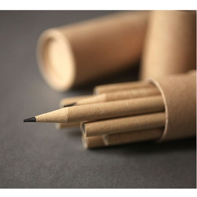 绚初QB0010再生纸铅笔