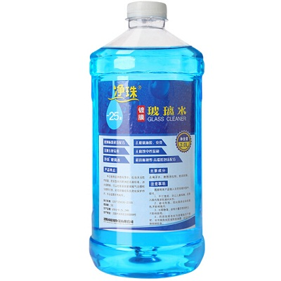 净珠2L玻璃水