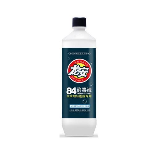 龙安470ml/瓶84消毒液