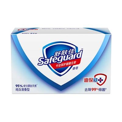 舒肤佳香皂125g