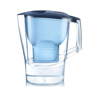 碧然德3.5L净水壶aluna 蓝色