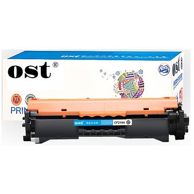 OST CF218A黑色墨粉