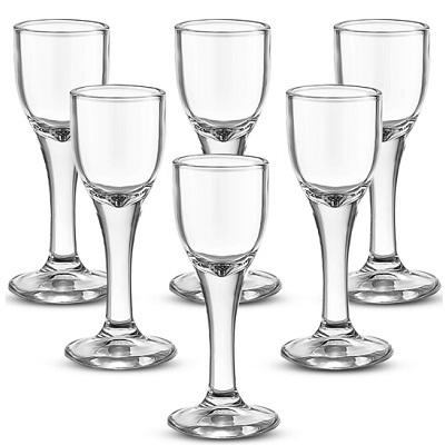 美厨MCB177玻璃白酒杯10ml