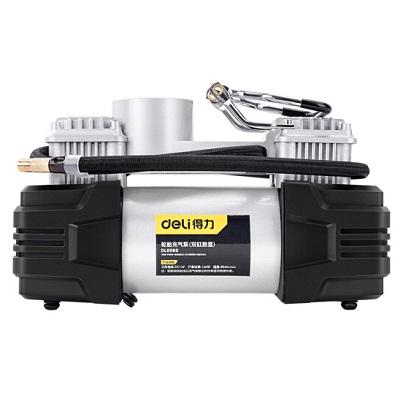 得力DL8060电动充气泵