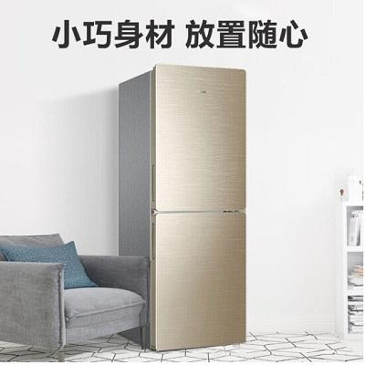 海尔BCD-170WDPT双开门冰箱
