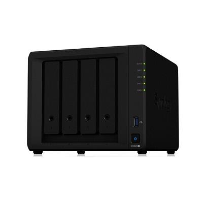 群晖DS920 NAS网络存储服务器