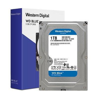 西部数据WD10EZEX 1TB 硬盘