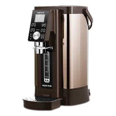 奥克斯HX-8530F电热水壶304不锈钢5L