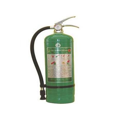 神龙低温水基型(水雾)环保灭火器3升MSWZ/3D20