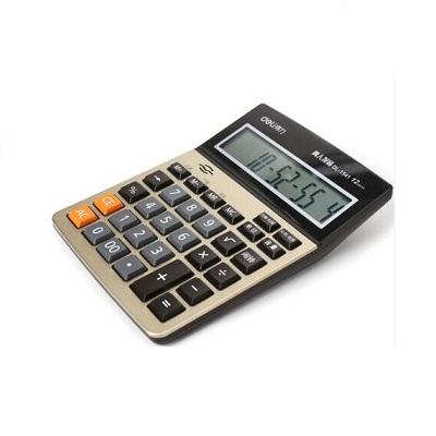 得力 1541A 计算器