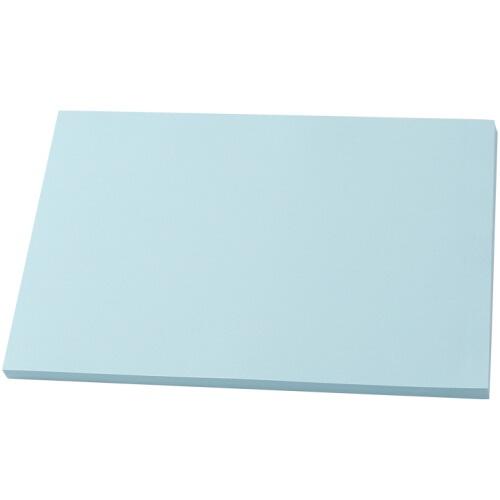 金旗舰A4 80g卡纸(淡蓝)
