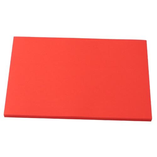 金旗舰A4 80g卡纸(红)