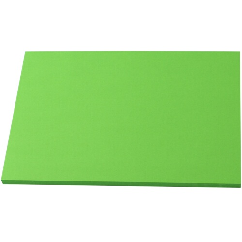 金旗舰A4 80g卡纸(翠绿)