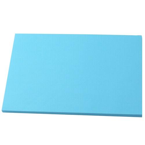 金旗舰A4 80g卡纸(绿蓝)