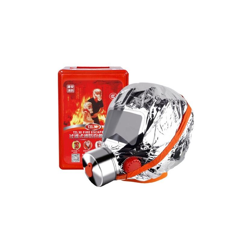 洪湖TZL30消防面罩(成人唐安款)